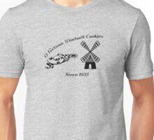 Vintage O Fortuna Windmill Cookies Unisex T-Shirt