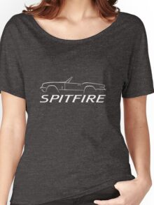 Triumph Spitfire Swash Design Women's Relaxed Fit T-Shirt