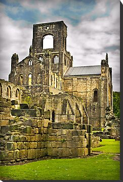 Kirkstall Abbey #1 by Colin Metcalf