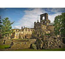 Kirkstall Abbey #2 Photographic Print