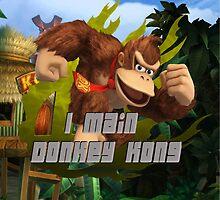 I MAIN DONKEY KONG by Tyy Stone