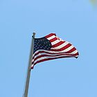 AMERICAN FLAG by Jack Catford