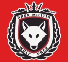 SSKM The Wolf Pack Logo by supaloco