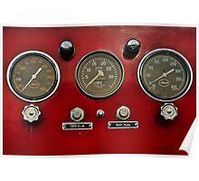 gauges 3 Poster