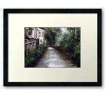 GRASMERE, WALES, UK Framed Print