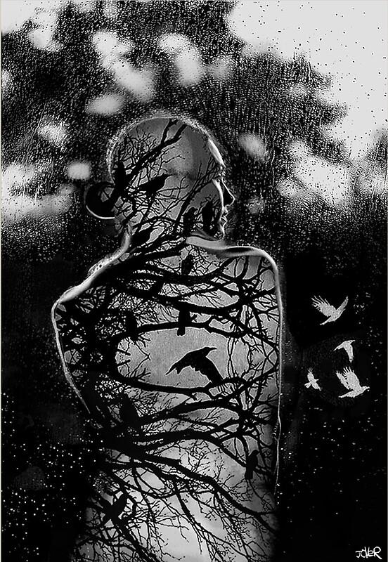 Отцвели цветы, падают листья, птицы молчат, лес пустеет и затихает.ОСЕНЬ. - Страница 17 Flat,800x800,070,f