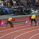 In the set position - 200 metres finals by dsimon