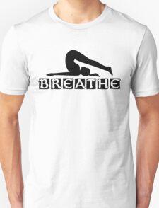 Breathe Yoga T-Shirt T-Shirt