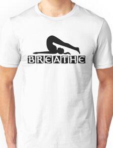 Breathe Yoga T-Shirt Unisex T-Shirt