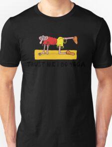 Funny Men's Yoga T-Shirt T-Shirt