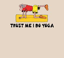 Funny Men's Yoga T-Shirt T-Shirt