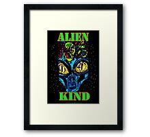 Alien Kind Framed Print