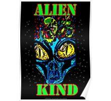 Alien Kind Poster