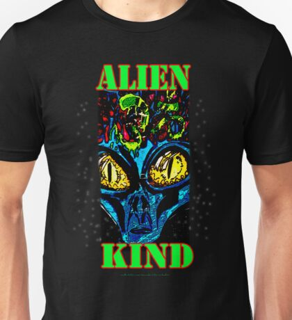 Alien Kind Unisex T-Shirt
