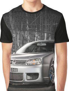 Jose's Volkswagen MkIV R32 Golf Graphic T-Shirt