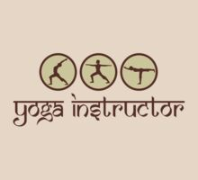 Yoga Instructor T-Shirt by T-ShirtsGifts
