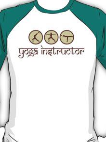 Yoga Instructor T-Shirt T-Shirt
