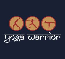 Yoga Warrior - Yoga T-Shirt Kids Clothes