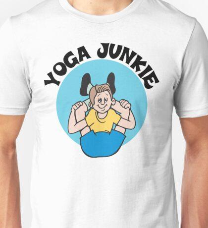 Funny Men's Yoga T-Shirt Unisex T-Shirt
