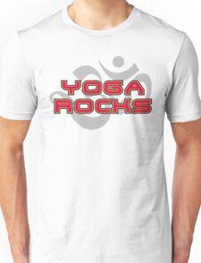 Yoga Rocks T-Shirt Unisex T-Shirt