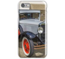 Vintage Chevy iPhone Case/Skin