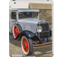 Vintage Chevy iPad Case/Skin