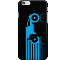 Grid Riders case iPhone Case/Skin