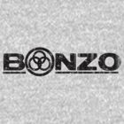 John Bonham (Bonzo) Symbol  by LamericaTees