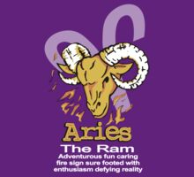Aries The Ram by Sarah Trett