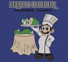Iron Cook by sillicus