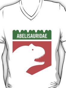 Dinosaur Family Crest: Abelisauridae T-Shirt