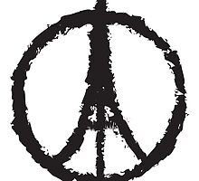 Peace for Paris by MarcoD