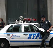 NYPD by Saraswati-she