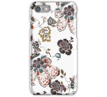 magical flowers iPhone Case/Skin