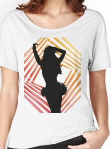 Britney Spears Blackout Shirt Women's Relaxed Fit T-Shirt