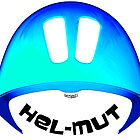 Helmut (Metallic Blue) by Herandi
