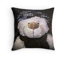 Tam'o'shanter Ted Throw Pillow