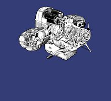 BMW Boxer Engine R Series Unisex T-Shirt