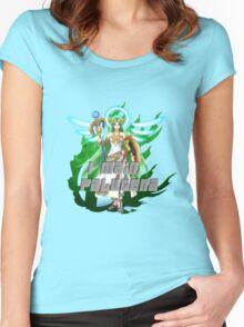 I MAIN PALUTENA Women's Fitted Scoop T-Shirt