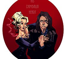 HIS DAMBALLA HEART by eyesofcoral