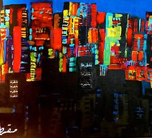 no electricity in the other part by louma Rabah