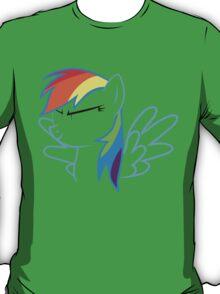 DoBetterRainbowDash T-Shirt