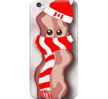 Canadian Bacon, eh? iPhone Case/Skin