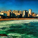 Ipanema Beach by photograham