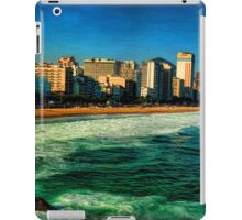 Ipanema Beach iPad Case/Skin