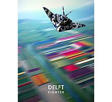 delft fighter Photographic Print