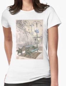 Leura Station Womens Fitted T-Shirt