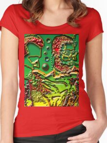 DIZZZ & GETZZZ2 Women's Fitted Scoop T-Shirt
