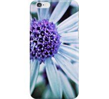 Floral Symphony in Purple iPhone Case/Skin