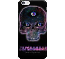 Psychonaut Galaxy Skull iPhone Case/Skin